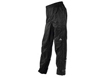 VAUDE men Fluid Full-Zip pantalon II noir